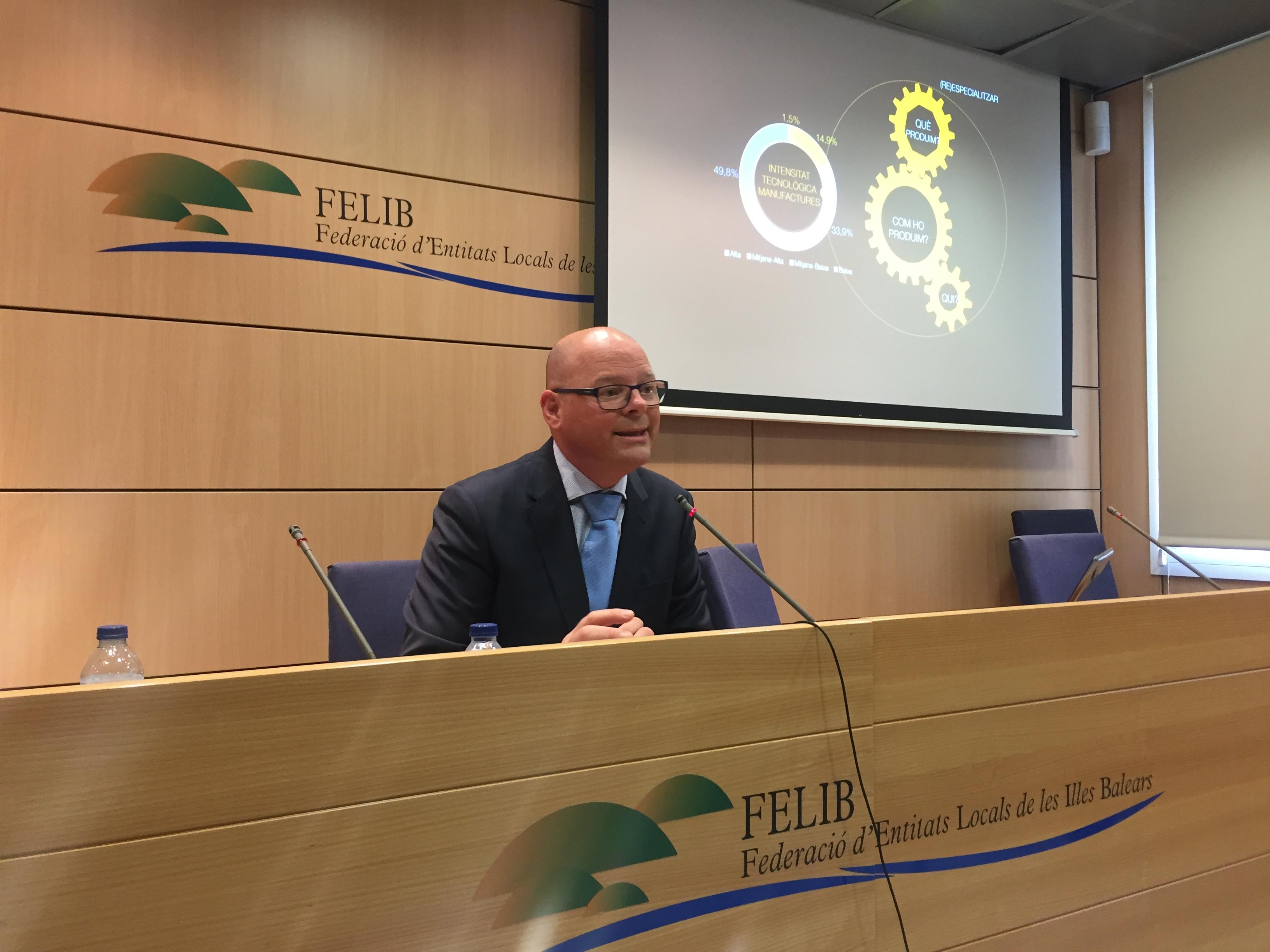 Fundaci Impulsa Balears Impulsa Balears Trabaja Con Los Agentes  # Muebles Riera Mallorca